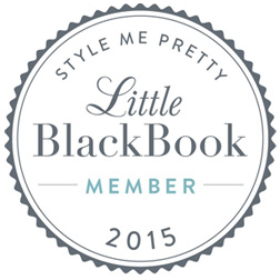 Bloomin' Bouquets - Style Me Pretty Little Black Book Member 2015